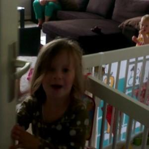 Filmpje : mama komt thuis