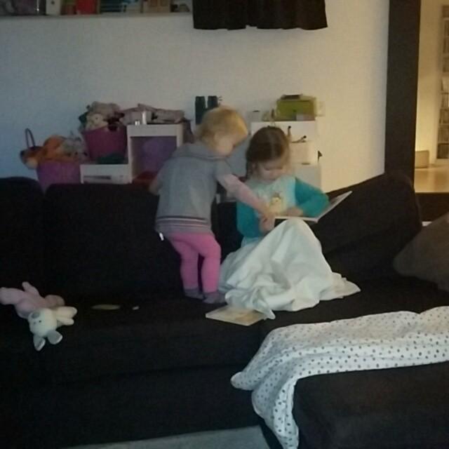 Filmpje: Lyse leest voor uit het mollenboekje