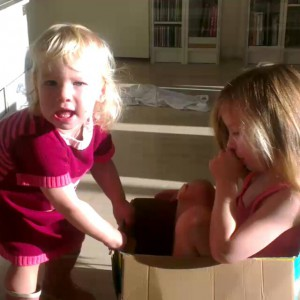 Filmpje : zusjes