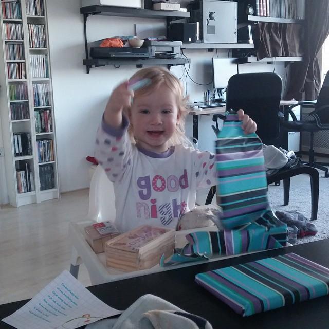 Nova is jarig!!! Alweer 2 jaar oud. Gefeliciteerd grote meid!